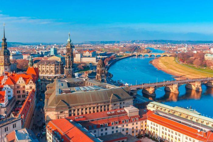 Прага та Дрезден