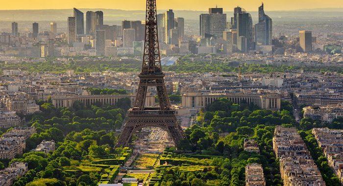 L'amour en trois: ти, я і Париж