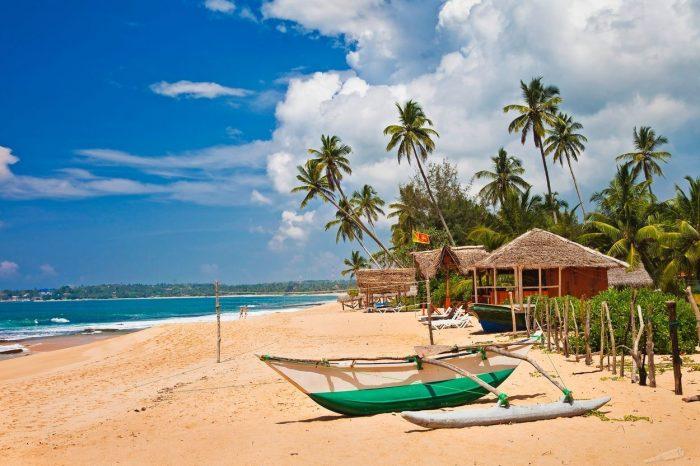 Шрі-Ланка чарівний острів