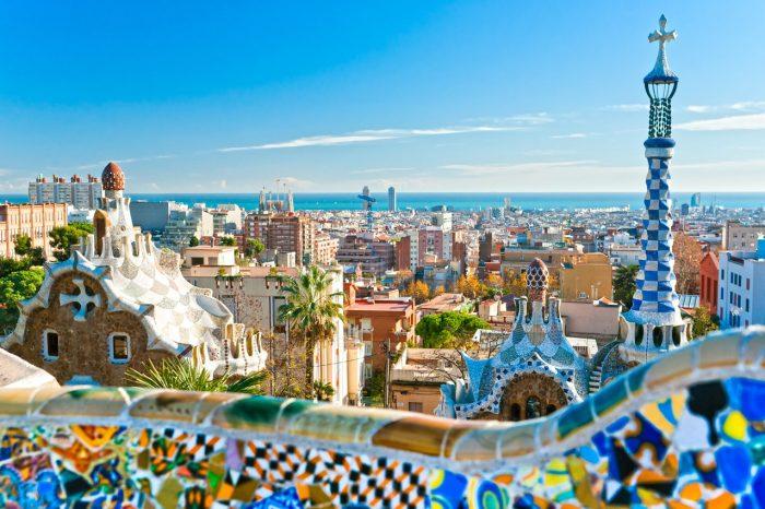 Сонячна Барселона
