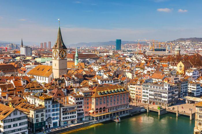 Швейцарія – одне дихання