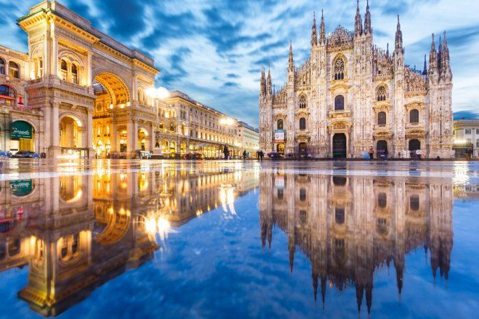 Італія та Прага