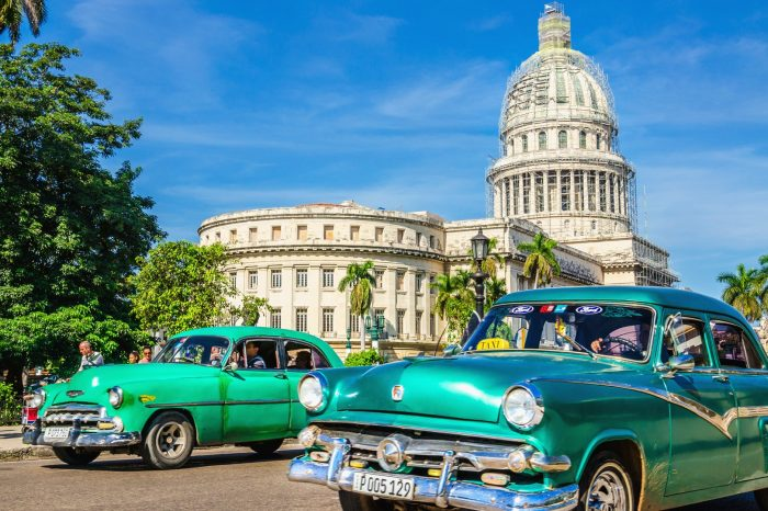 Куба – акційна вартість