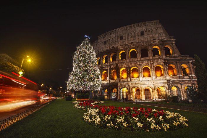 Рим новорічний тур