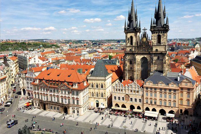 Прага – авіа зі Львова