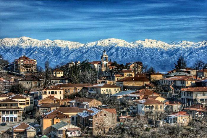 Новий рік у Грузії