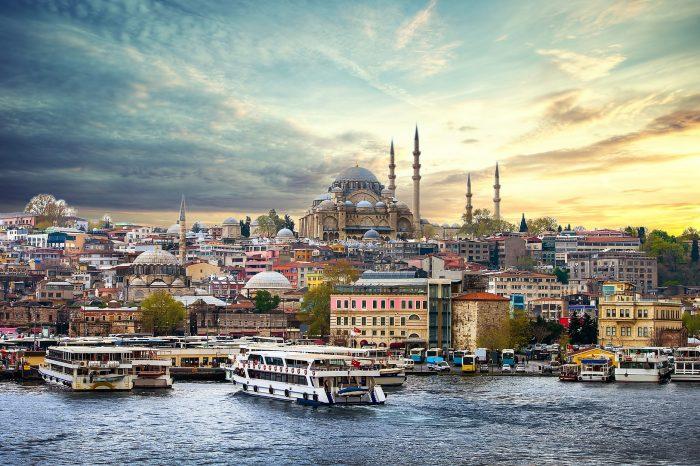 Стамбул – Новий Рік