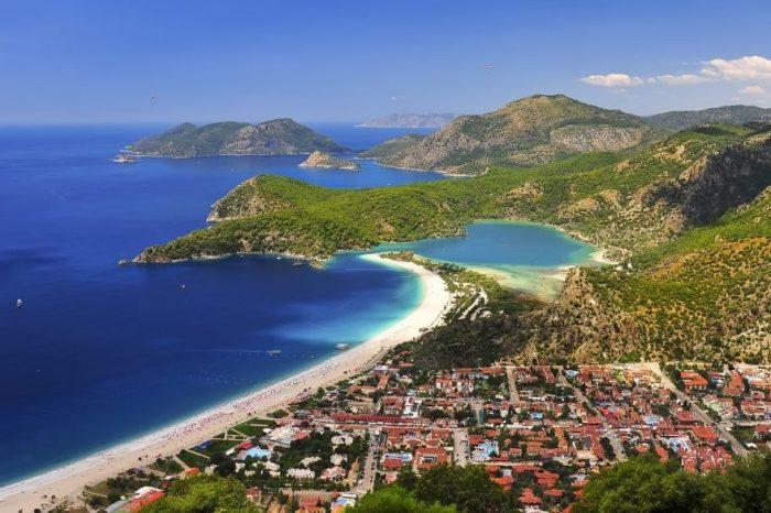 Туреччинна – Олюденіз