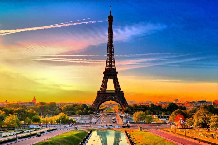 Париж авіа тур