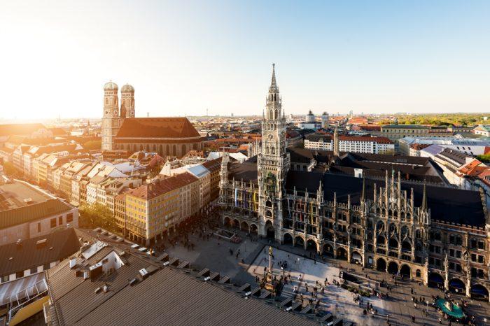 Прага та Мюнхен
