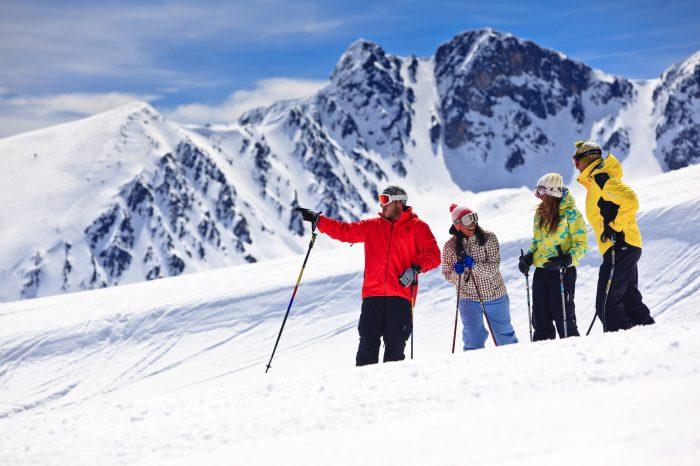 На лижі в Андорру