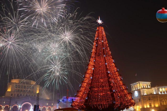 Новий Рік у Вірменії