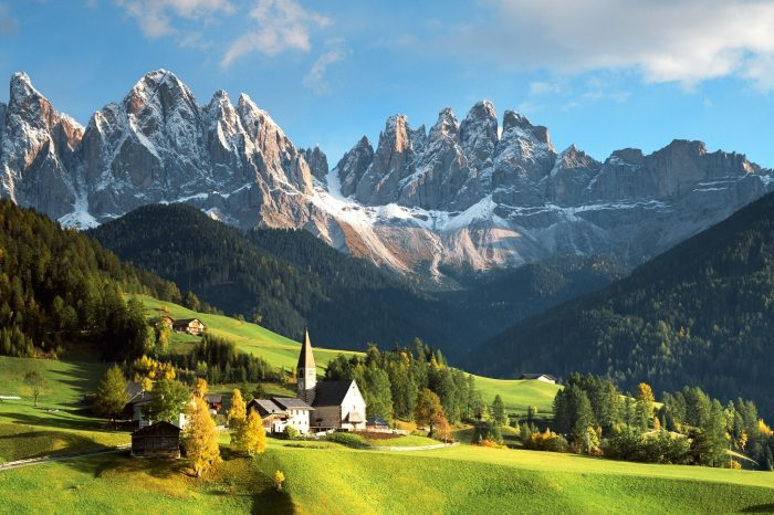 За горизонтом Альп: Цюрих, Ліон, Женева