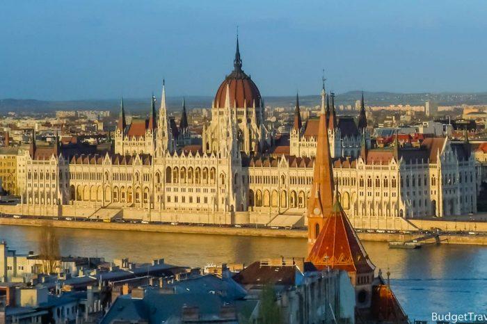 Вікенд у Відень та Будапешт