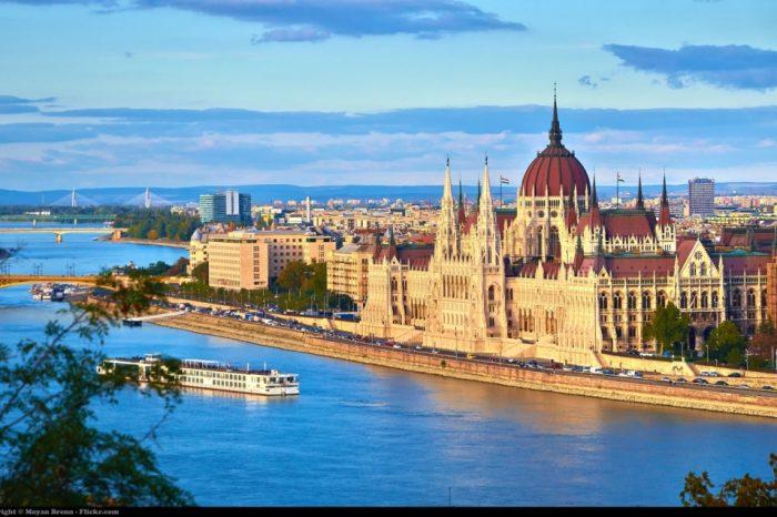Термальні купальні Угорщини
