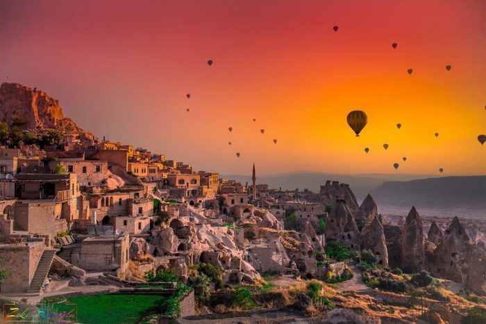 Східна казка – Стамбул і Кападокія
