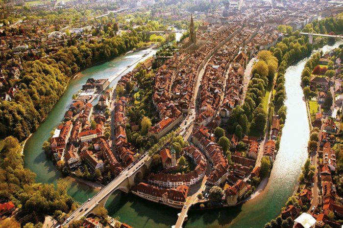 Швейцарія – дивовижна країна