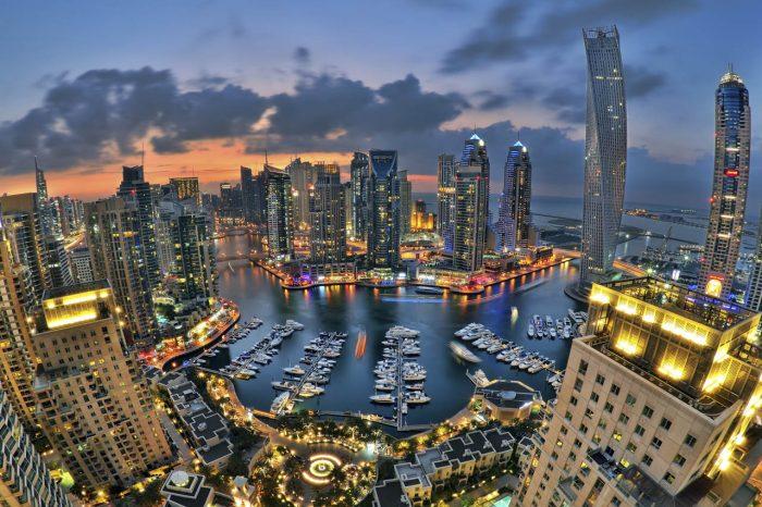 ОАЕ –східна казка