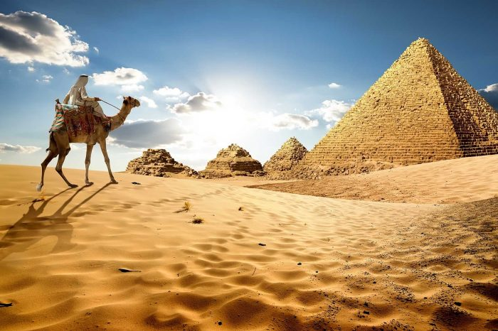 Доступний відпочинок у Єгипті