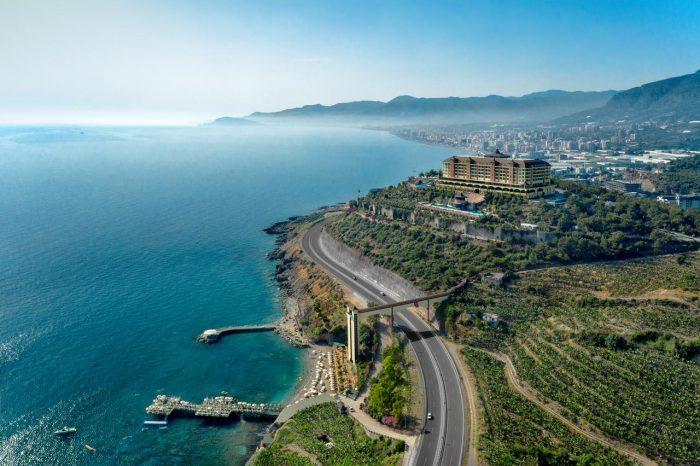 Туреччина п'ятизірковий готель