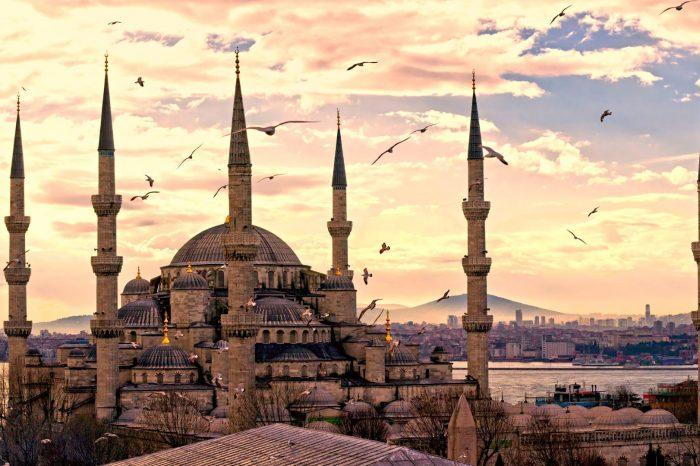 Екскурсійний тур «Вихідні в Стамбулі» на 14 ЛЮТОГО