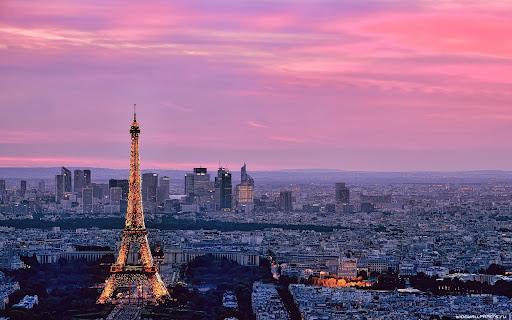 Париж – автобусний тур